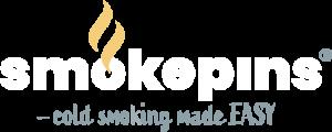 Smokepins logo payoff